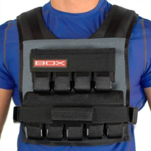 BOX Weighted Vest for CrossFit