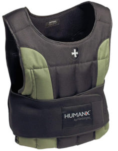 Harbinger HumanX 20-Pound Weight Vest