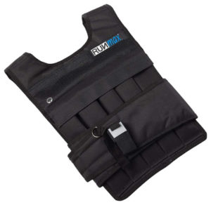 RUNFast Pro Weighted Vest