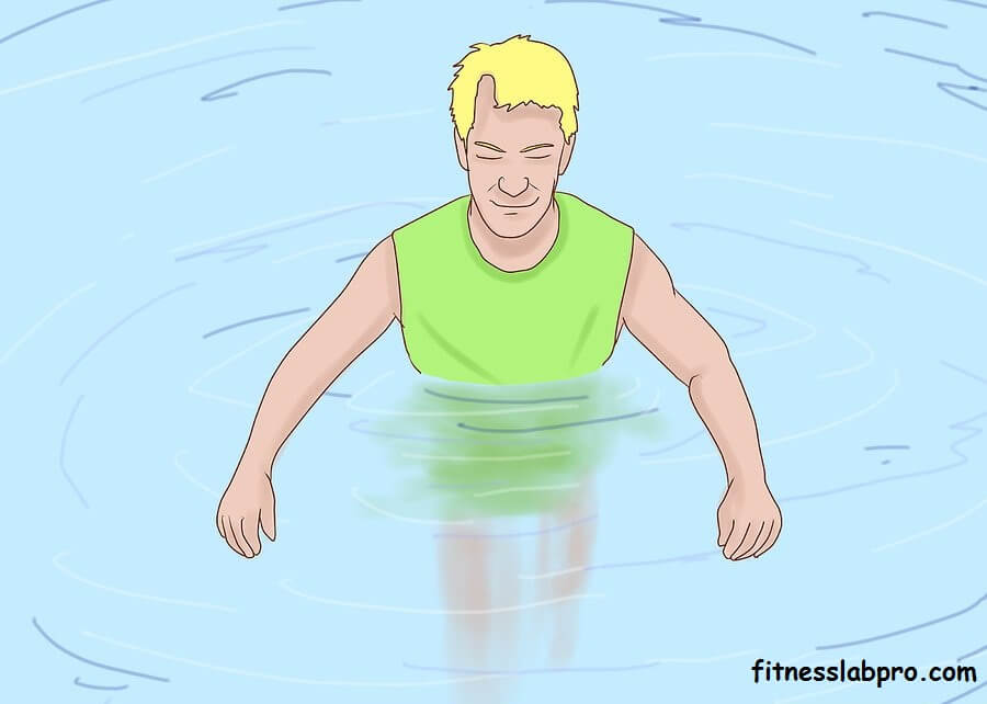 how to use a pull buoy step 2