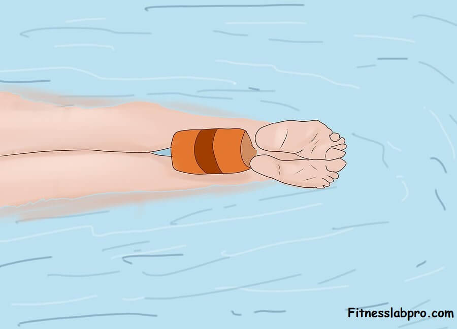 how to use a pull buoy step 6