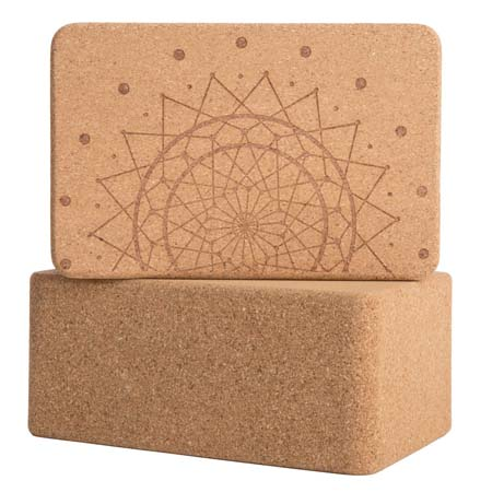 Peace Yoga Wood Yoga Blocks
