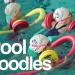 How to use Pool Noodles