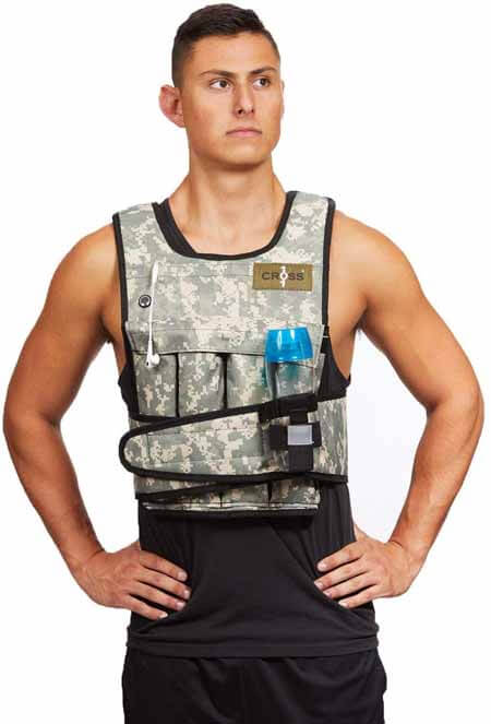 CROSS101 Weighted Vest