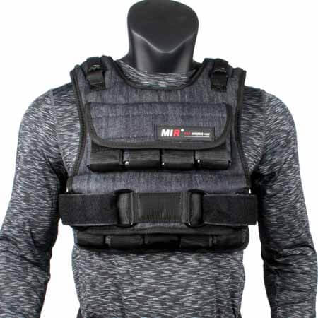 MIR Air Flow Weighted Vest