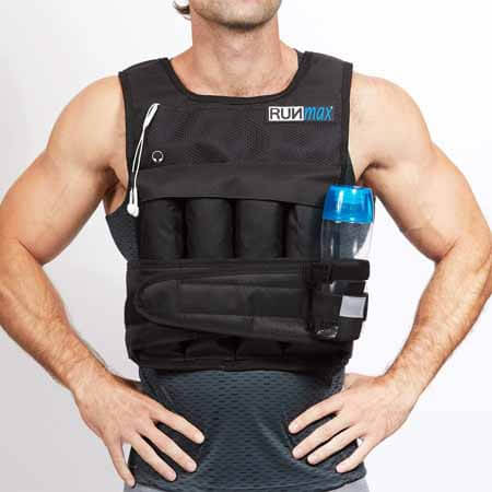 RUNmax Pro Weighted Vest