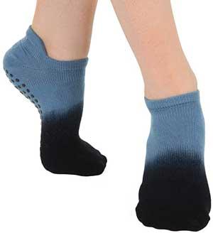 Great Soles Ombre Yoga Socks