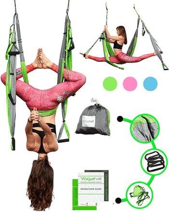 YOGTAIL Aerial Yoga Trapeze